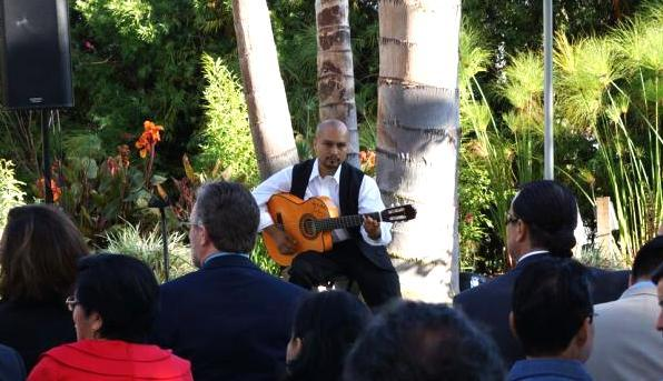 Rico Espinoza Spanish Guitarist For Weddings And Events